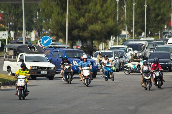 Автодороги Тайланда