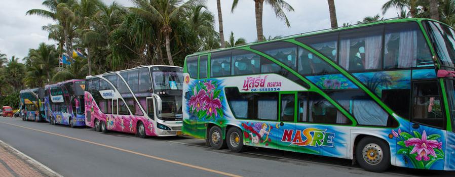 Автобусы Тайланда