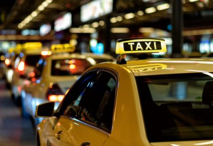 История одной поездки на такси из аэропорта Симферополь в Феодосию