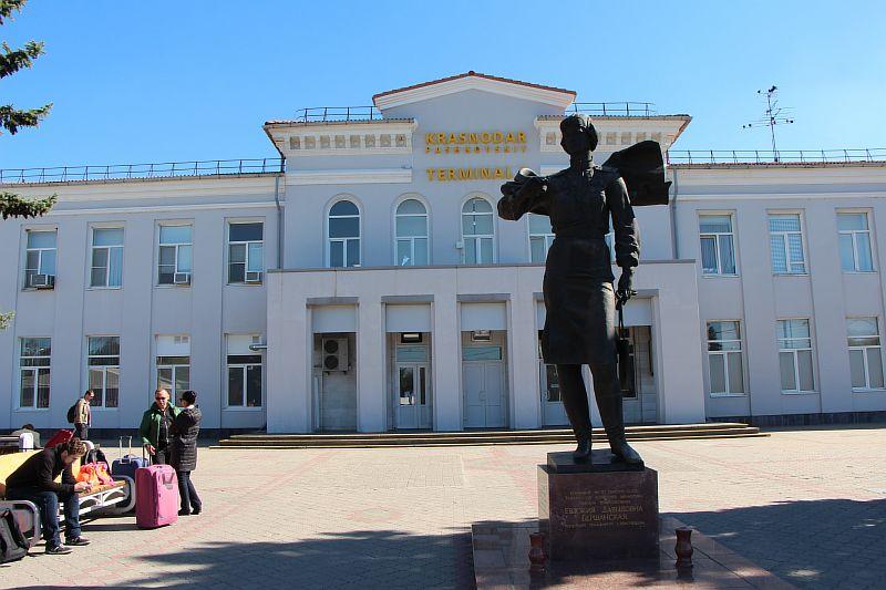 Пашковский аэропорт.